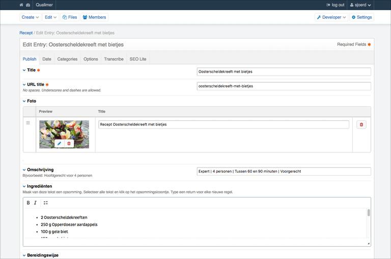 Expression Engine CMS voor beter website onderhoud
