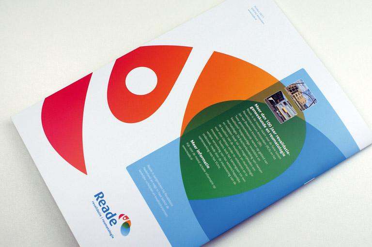 Reade brochures en folders