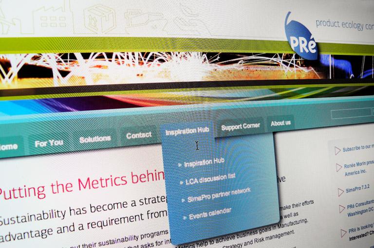Webdesign voor Pré Consultants