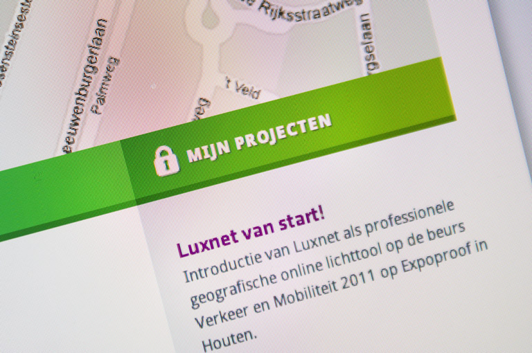 Luxnet biedt geografisch zicht op licht