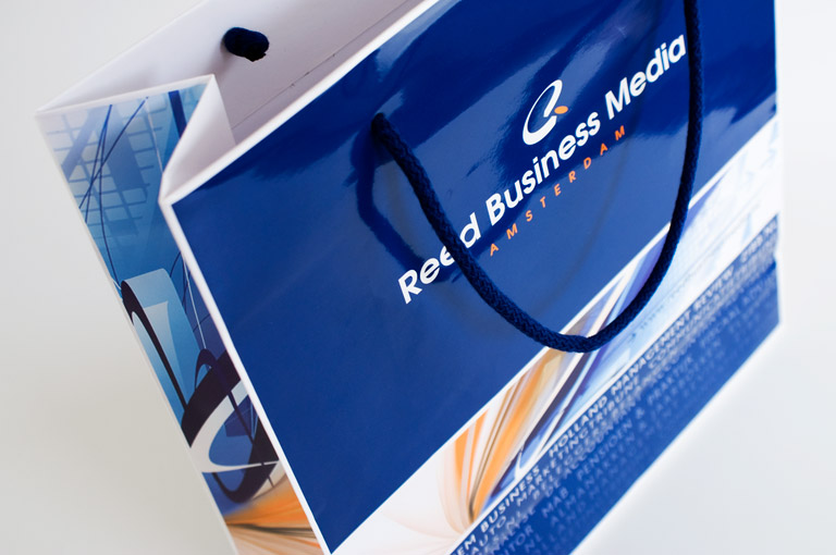 Reed Business Media huisstijl