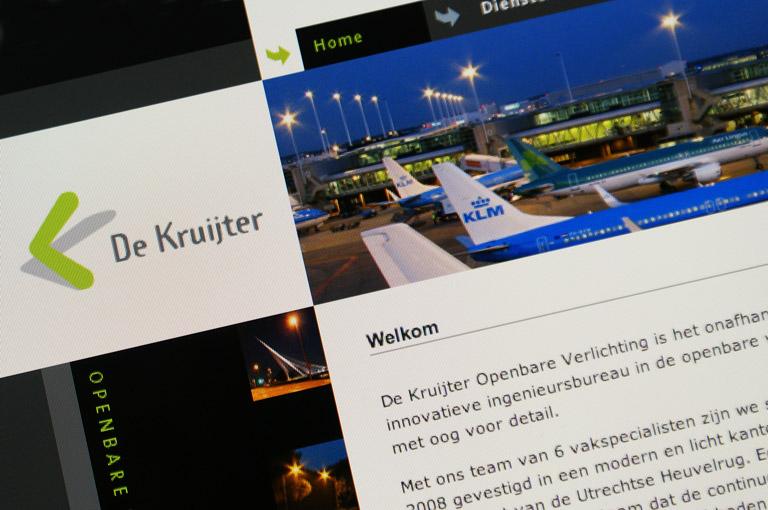 De Kruijter webdesign